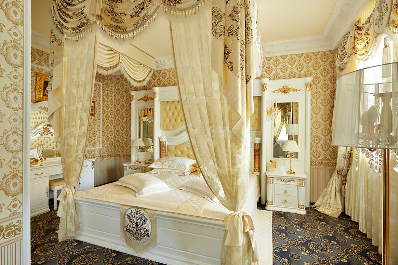 Luxury номер в отеле грин хаус